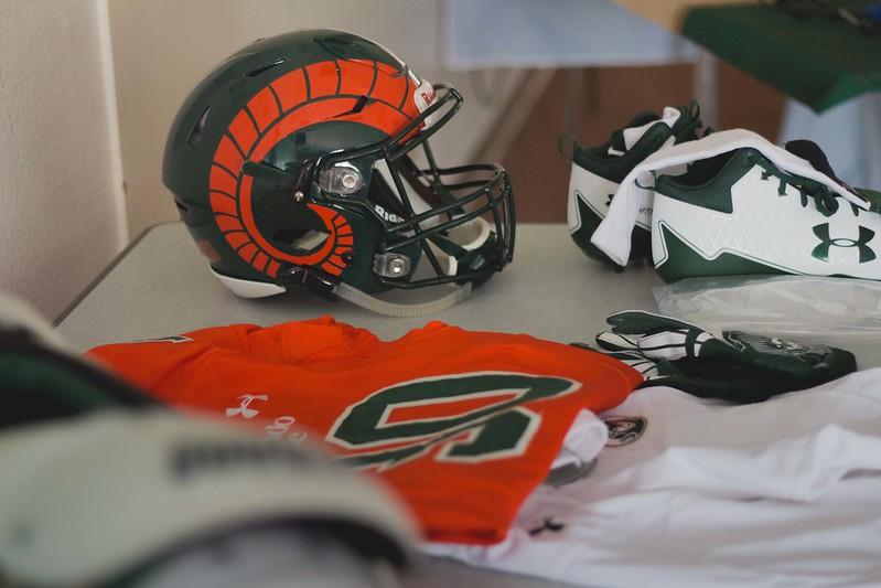 CSU football gear
