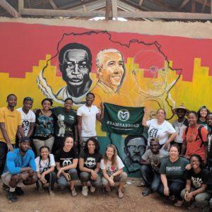 Learn and Serve Program in Ghana