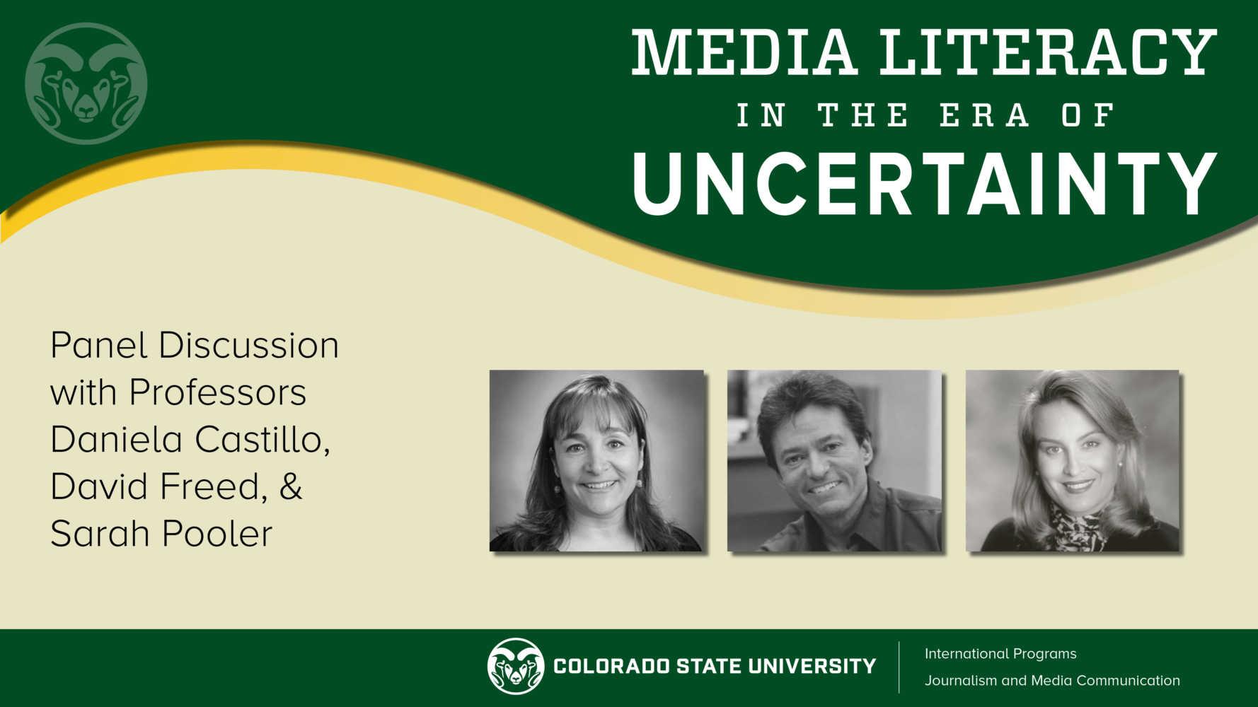Media Literacy Video slide