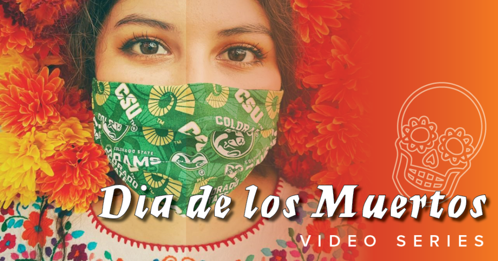 Dia de Los Muertos | Day of the Dead banner